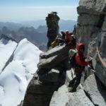 Gran Paradiso with mountain guide sunnyclimb.com