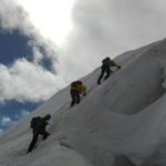 Mountaineering course Ortler with sunnyclimb mountain guides
