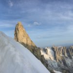 Summer mountaineering course mount Blanc with sunnyclimb mountain guides