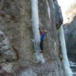 Fersina gorges Trento