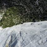 Gorges du Verdon  sport climbing multi pitch