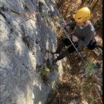 corso arrampicata Trad sunnyclimb_guides
